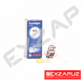 Автолампа BOSCH TRUCK LIGHT H3 24V 70W 1987302431